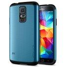Spigen SGP Slim Armor case Galaxy S5 Eletric Blue